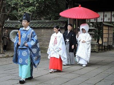 赤坂氷川神社の結婚式 更新です