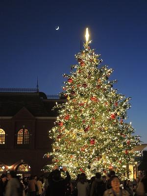 恵比寿ガーデンクリスマスイルミ 更新です