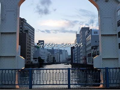 日本橋川に架かる橋